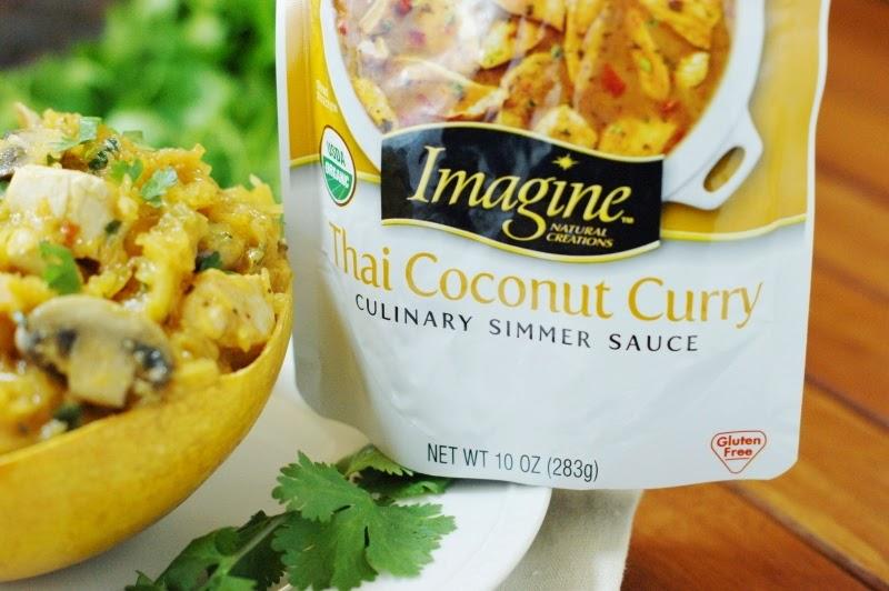 Thai Coconut Curry Simmer Sauce