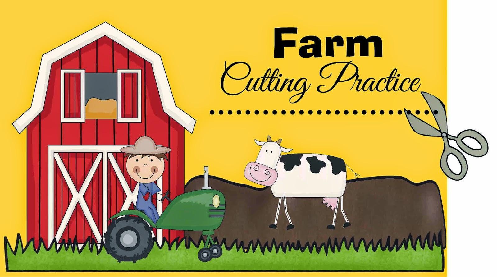 Free Printable Farm Worksheet
