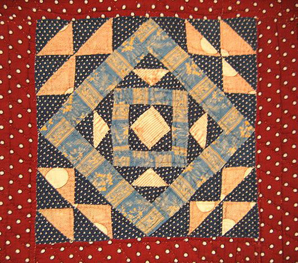 Cloud Of Quilt Patterns Mrs Cleveland S Choice