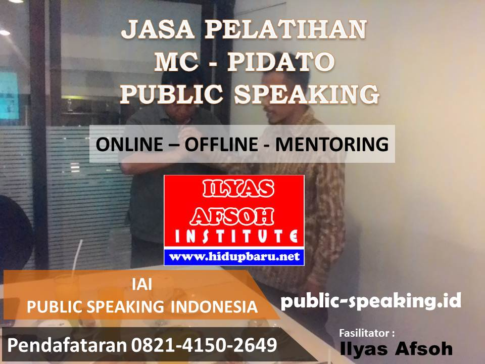 PRIVAT PUBLIC SPEAKING
