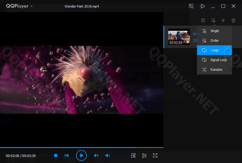 QQ Player 4.4.2.998