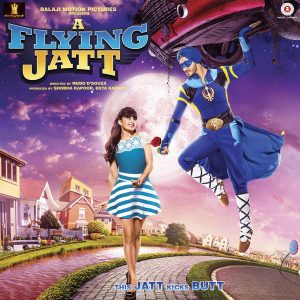 A Flying Jatt (2016): MP3 Songs