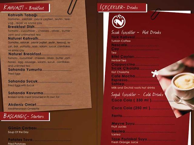 Tecnologia dise o 18 dise o de menus de restaurantes y for Disenos de menus para cafeterias