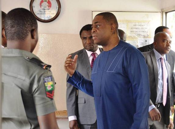 BREAKING News: How Femi Fani-Kayode Arrested Again By EFCC