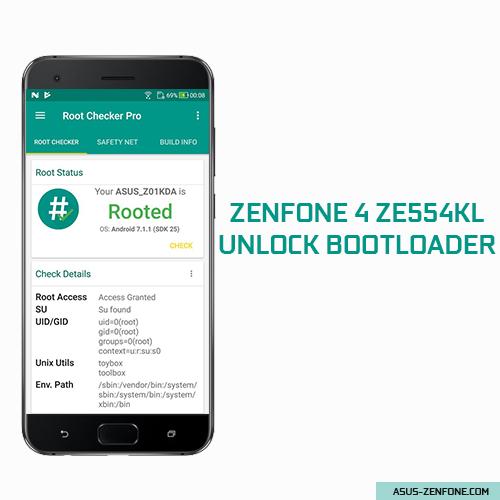 How to Unlock Bootloader ZenFone 4 ZE554KL ~ Asus Zenfone Blog News