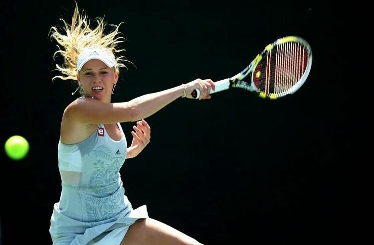 Tenis Sanatı - Tenis Vuruslari, Tenis Forehand