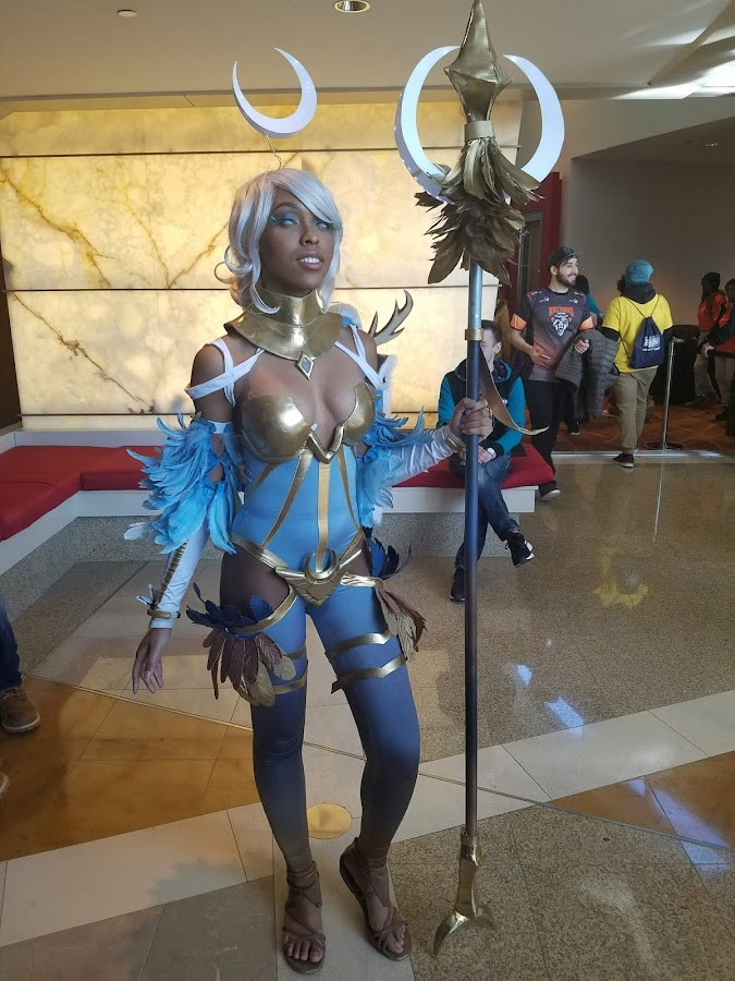 midnight dove awilix smite jasmine mackey cosplay