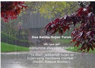 Image Result For Doa Turun Hujan