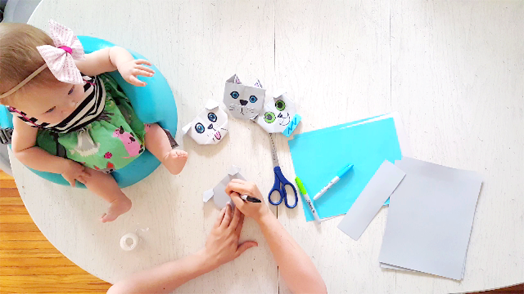 Have a little fun with your favorite Puppy Dog Pals! Make & adopt a puppy of your own with this fun tutorial!
