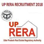 UP RERA Recruitment 2018