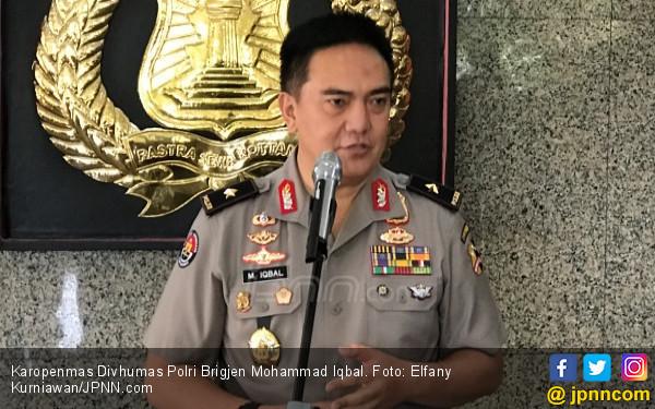 Enggan Terjebak Propaganda, Polri: KKB Harus Tanggung Jawab