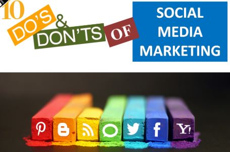 Do's and Don'ts of Social Media for Businesses
