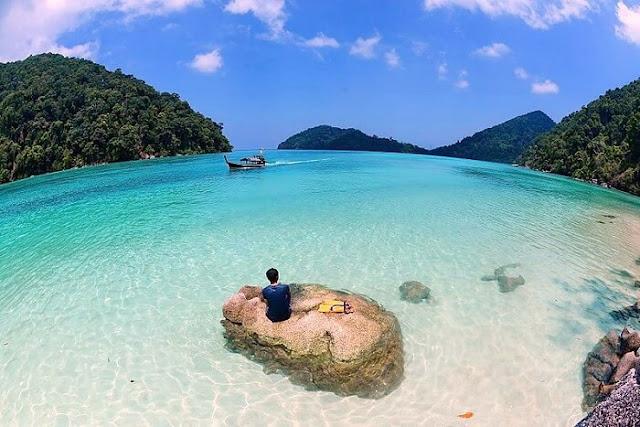 Holiday | Syurga Pantai Pasir Putih & Laut Biru - Phuket