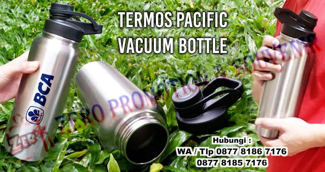 Pacific Vacuum Bottle - Botol Termos atau bisa disebut juga Vacuum Insulated Stainless Steel Water Bottles, TEMPAT MINUM TUMBLER 1 LITER