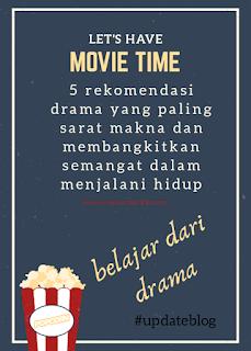 Belajar dari Drama: 5 Drama Asia Paling Recommended Sepanjang Masa Travel and Food Blogger by Evhy Kamaluddin