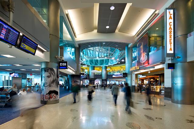 Incríveis comparadores de preços de carros no aeroporto em Miami