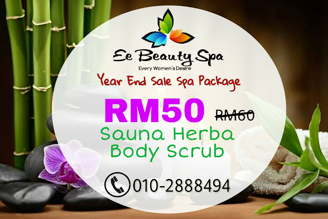 Spa murah, facial, twb, ee beauty spa