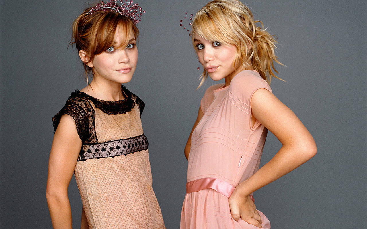 Mary kate and ashley olson nude