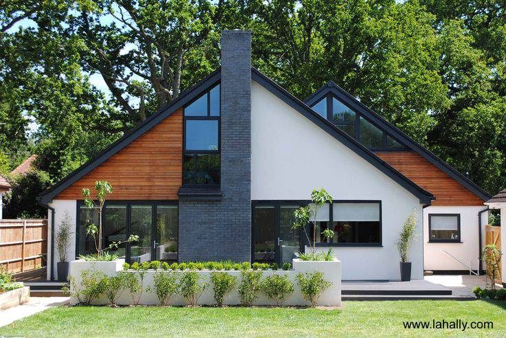 Arquitectura de casas - Modelos de chalet ...