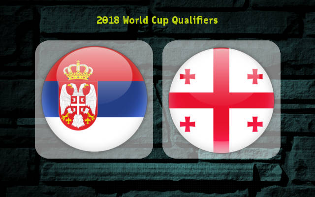 Serbia vs Georgia Full Match & Highlights 9 October 2017