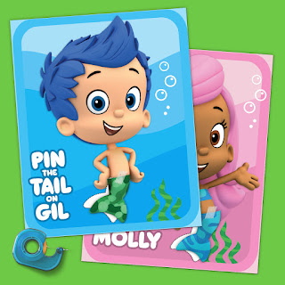 free bubble guppies games