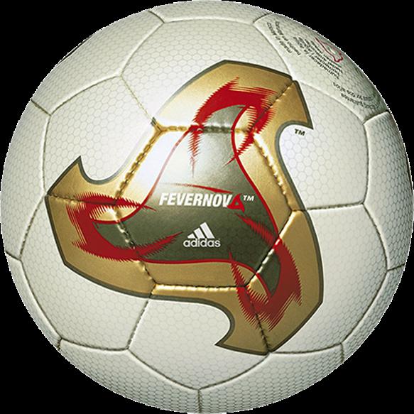 Bola Resmi Piala Dunia FIFA 2002 Fevernova