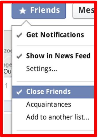 how to turn off notifications on facebook from one person