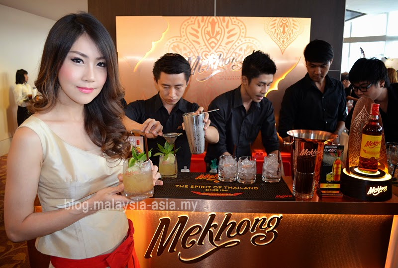 Mekhong Whisky - The spirit of Thailand
