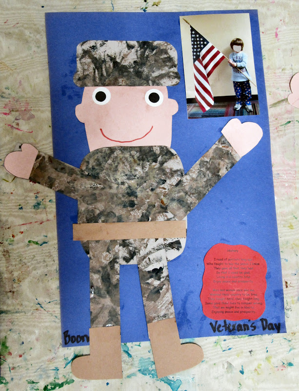 craft ideas for veterans day mrs s preschool ideas veteran s day 2012 6261