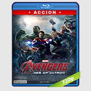 Avengers La Era de Ultron (2015) HD BrRip 720p Audio Dual LAT-ING