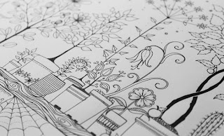 secret garden coloring pages completed operations   playlexy: Secret Garden