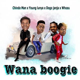 Wanaboogie Mp3 - ChindoMan ft Dogo Janja x Whozu x Young Lunya Audio Download