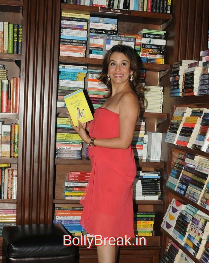 Perizaad Zorabian, Tara Sharma, Perizaad Zorabian at 'Battle Hymn of a Bewildered Mother' Book Launch