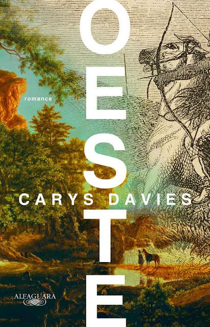 Oeste - Carys Davies