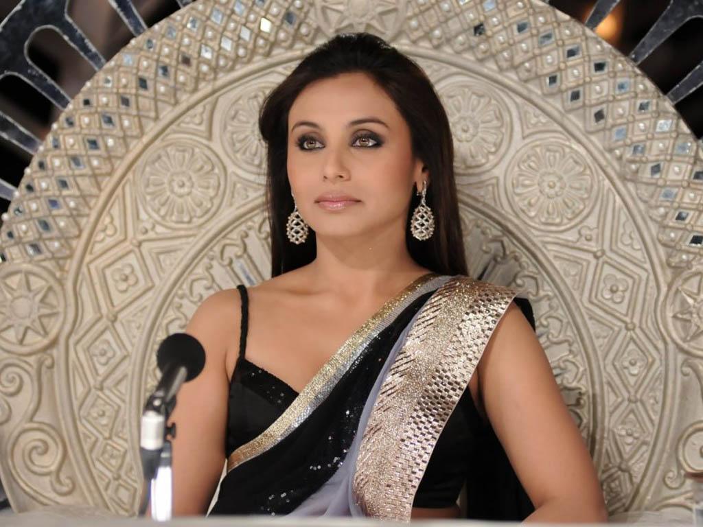 Bollywood Actress Rani Mukherjee Latest New High Quality -8588