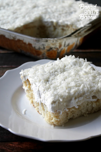 Mom's Best Ever Coconut Cake