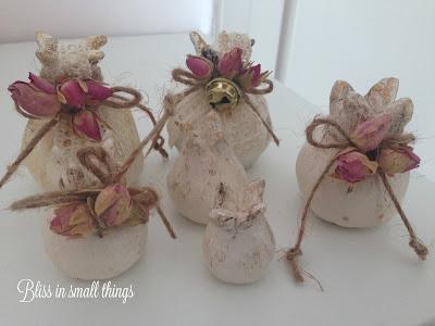 clay pomegranate