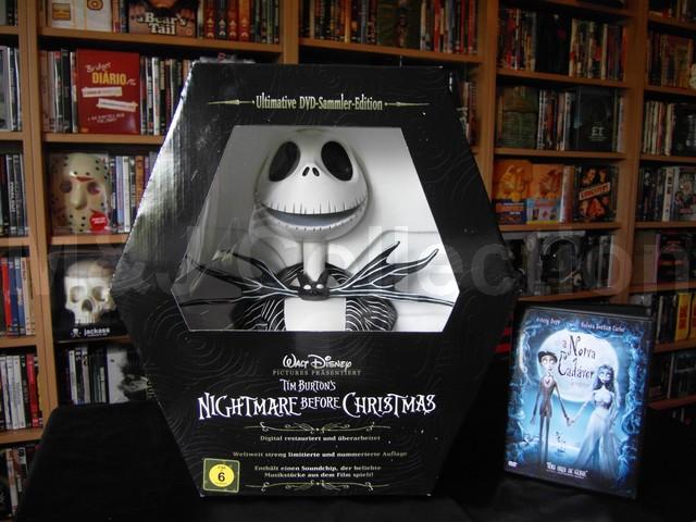 M Amp J S Collection Tim Burton S The Nightmare Before Christmas