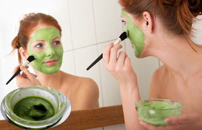 Face mask for anti aging and acne control