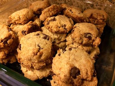 Laura Schmitt NE: Protein Power Cookies