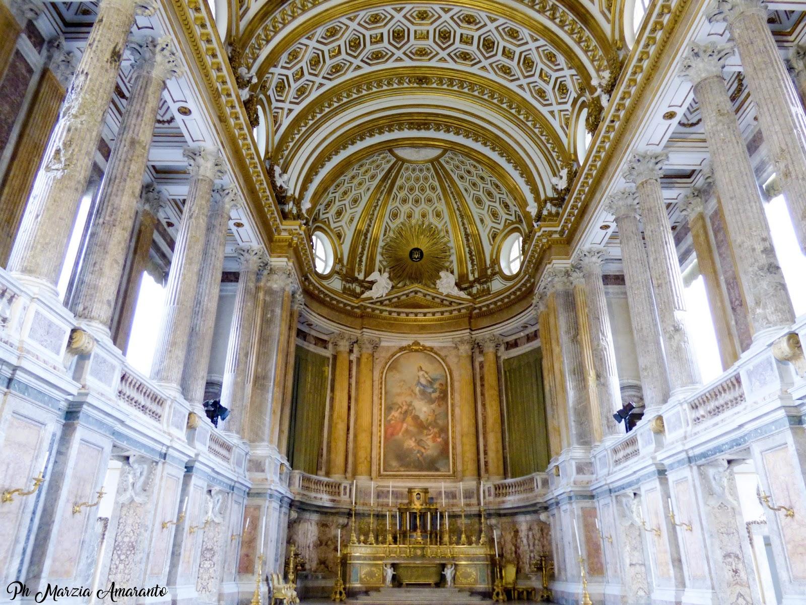 Cappella Palatina - Reggia di Caserta