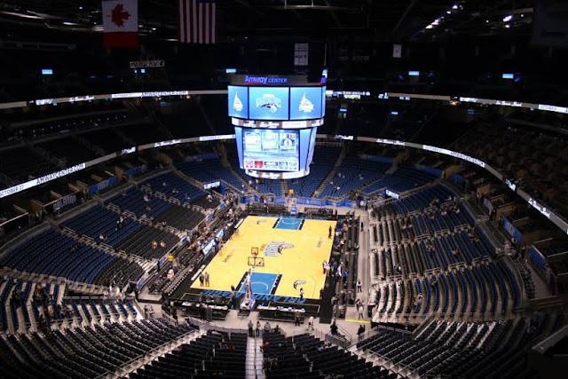Jogo de Basquete NBA Orlando