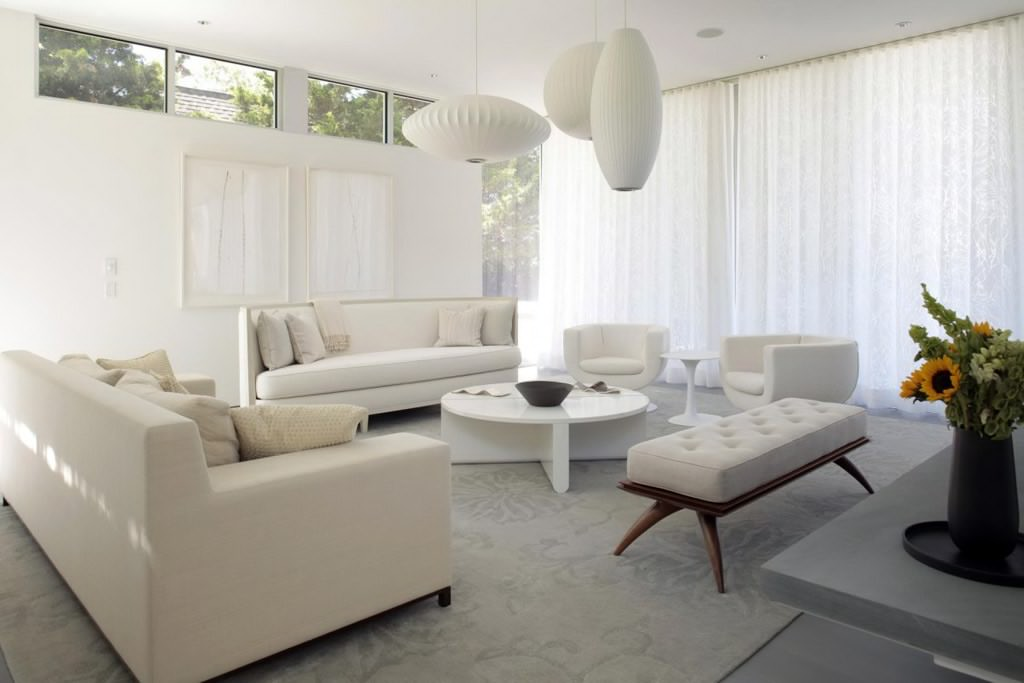White Living Room Chairs Sofas Furnitures Sets Home Cheap Solution