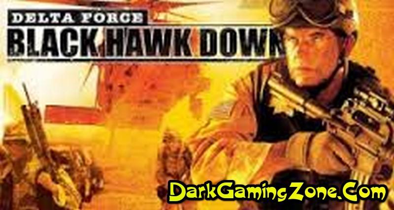 game delta force black hawk down full version