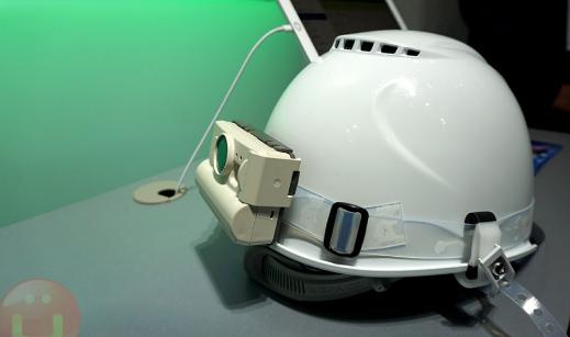 Helm Iot Untuk Keselamatan Kerja Asal Perushaan Jepang