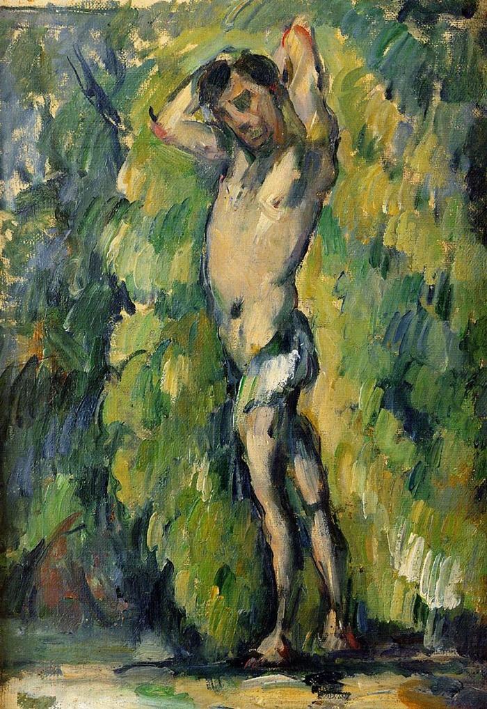 Paul Cézanne 1839-1906 | The Bather's series