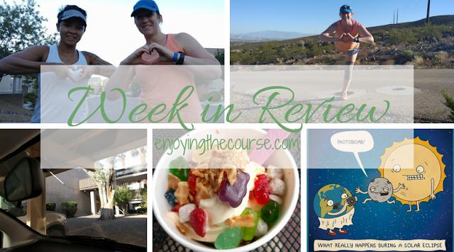 Week in Review 8/27