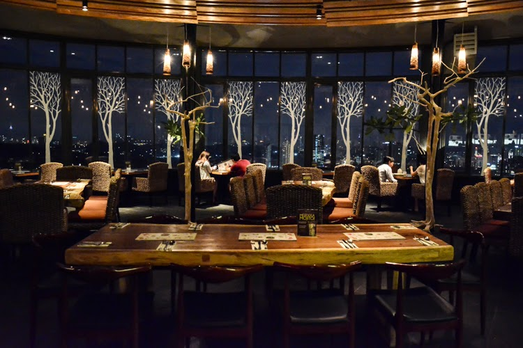 Top 5 Places Restaurants For Birthday Celebration 2017