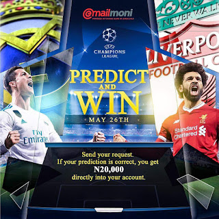 UBA EmailMoni predict and win