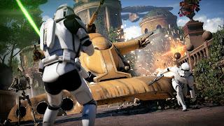 Star Wars Battlefront 2 Linux Wallpaper